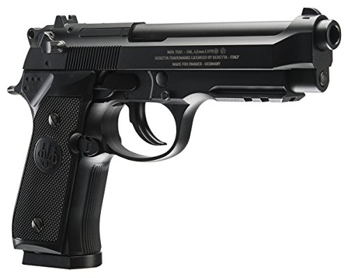 Beretta M92 A1  .177 Steel BB Airgun- BLOWBACK