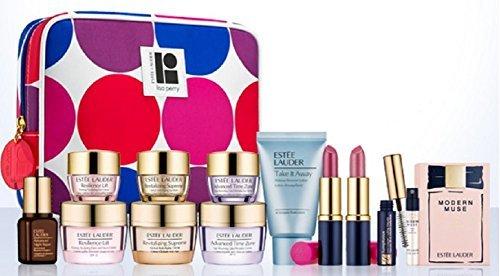 Estee Lauder 7 Pieces Skin Care and Makeup Set
