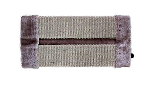Freerun Sisal Wall Saver Corner Cat Scratcher Mat Scratch Pad - Tan