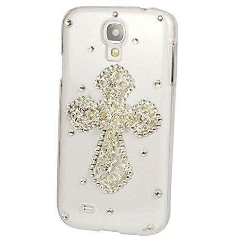 White Crystal Diamond Samsung Galaxy