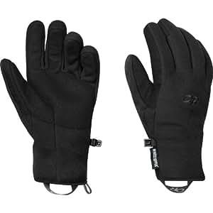 Outdoor Research Women's Gripper Gloves, Black, Small