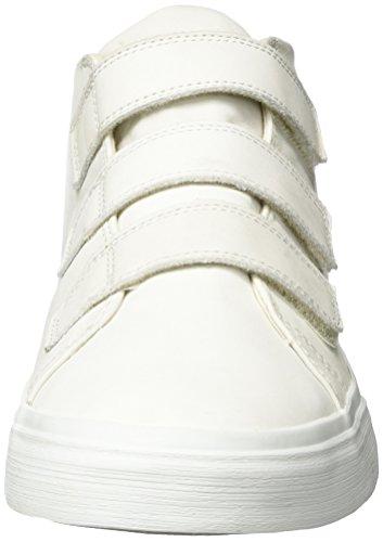 Marc OPolo 70723783502105, Sneaker a Collo Alto Uomo Bianco (Offwhite)