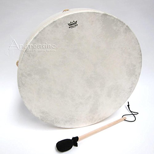2010's Mid East Remo Buffalo Frame Drum 22