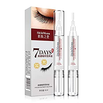 Best Eyelash Growth Serum 2020.Amazon Com Eyelash Growth Serum Sunday88 4ml Natural Lash