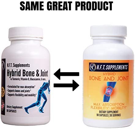 Glucosamine H F T Supplements Frankincense Hybrid product image