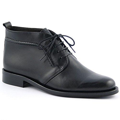 Exclusif Paris Women's Boots Black BdgFjR