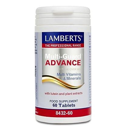 Lamberts Multiguard Advance - 60 Tabletas: Amazon.es: Salud y cuidado personal