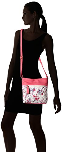 Cross Fushia Dremil Laura Body Women's Pink Bag Vita qzpptwA