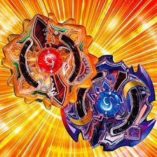 Beyblade Burst Double God Bey