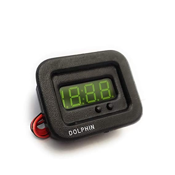 Dolphin car accessories TATA ACE Digital Clock