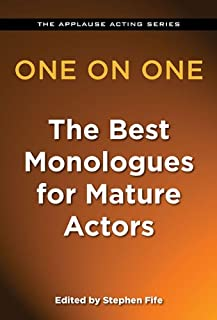 Book Cover: One on One - The Best Monologues for Mature Actors