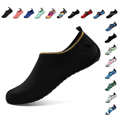 Dry Men Shoes Skin Slip Barefoot black Multifunctional Sports Women and Fanture Water Aqua Quick Lightweight Anti Breather Y YPW8RR6S
