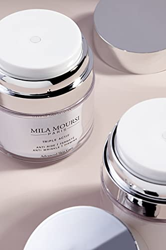 Mila Moursi | Triple Actif Anti-Wrinkle Cream with Collagen and Hyaluronic Acid