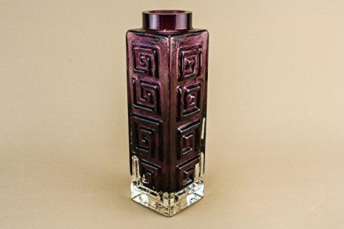 Greek Key Vase - 9
