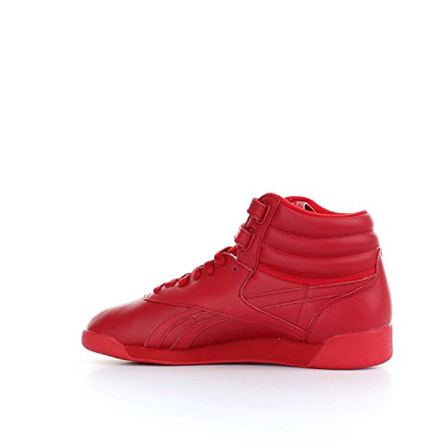 ZAPATILLAS REEBOK F/S HI OG LUX ROJO MUJER Excellent Red/grey/g