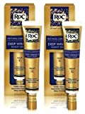 RoC RETINOL CORREXION Deep Wrinkle Night Cream – Two Tubes of 30 ml Review