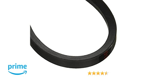 D/&D PowerDrive B149 V Belt 5//8 x 152 OC Rubber B//5L