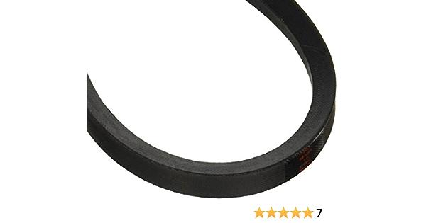D/&D PowerDrive AX46 V Belt Rubber 1//2 x 48 OC