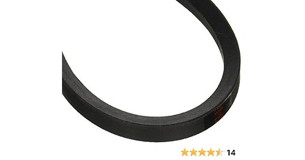 Rubber D/&D PowerDrive ALPHA300 Fenner Replacement Belt 3VX Belt Cross Section 30 Length