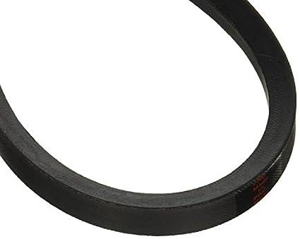 0.38 Width 35.5 Length D/&D PowerDrive 9X895 Metric Standard Replacement Belt