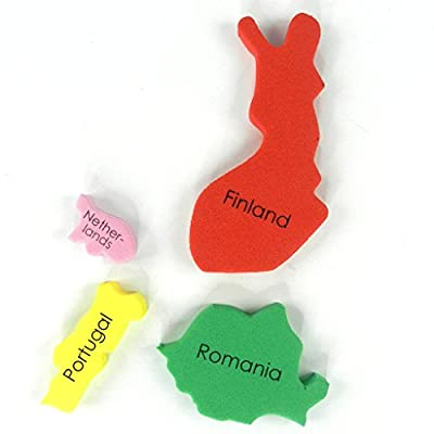 Imagimake Mapology: Europe Map Puzzle: Toys & Games