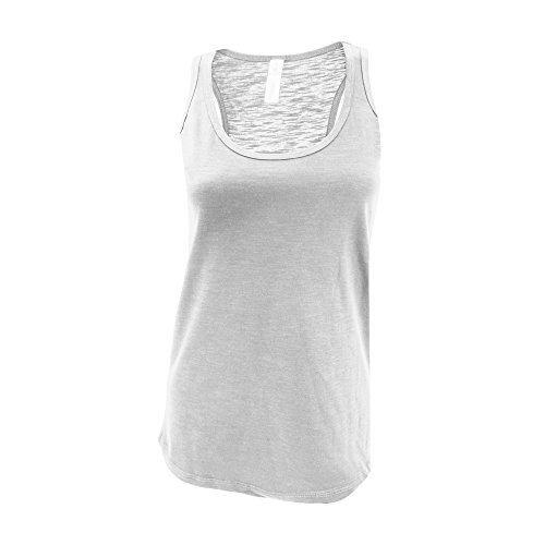 B&C- Camiseta de tirantes para mujer Negro chic