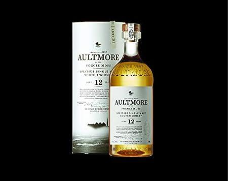 Aultmore Foggie Moss Single Malt Scotch Whisky - 700 ml