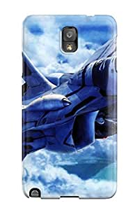 For Galaxy Case, High Quality Un Spacy Fighter For Galaxy Note 3 Cover Cases