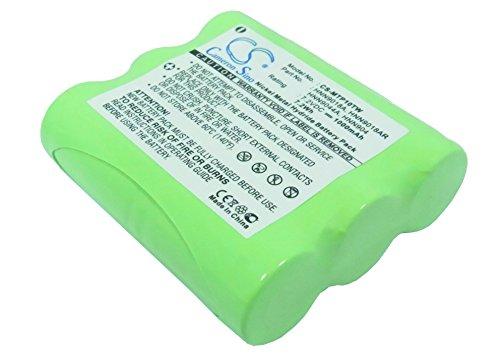 VINTRONS 1000mAh Battery For MOTOROLA HT10, Radius P50 Plus, Radius SP50, Radius SP50+, -  Digi-Tech CS-MTP10TW