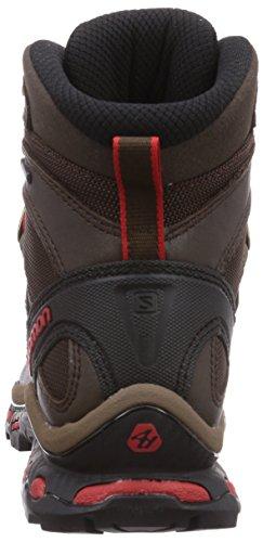 de Gtx Quick Chaussures Salomon Absolute Femme Quest Randonnée Brown Black X Origins Braun pEqxI4