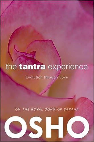 Osho international festival of tantra sexual health