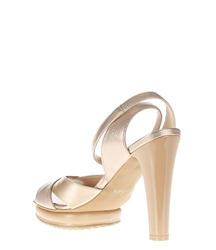 Hogan Sandal HXW2470U830CTL0L65 H247 Women's Sandal Gold Size: 5 clearance official with paypal low price nicekicks Qsz6YUSb3y