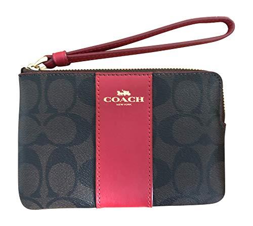 Coach Red Handbag - 4