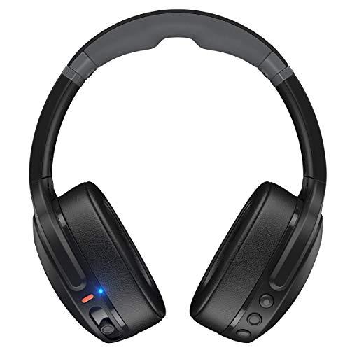 Skullcandy Crusher Evo Wireless Over-Ear Headphones – Black