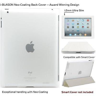 i-BLASON Case for iPad 2 Smart Cover Ultra Slim 1.2mm -Award Winning Partner Compatible Companion Skin by i-BLASON