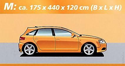 Gr. L - ca. B 175 x L 480 x H 120 cm ULTIMATE SPEED/® Autovollgarage