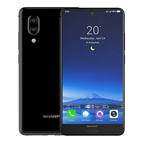 Sharp AQUOS S2 (FS8010) 4GB / 64GB 5.5-inches Dual SIM Factory Unlocked - International Stock No Warranty - Cell Phone Sharp Unlocked