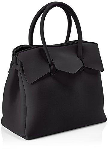 3 Ner 4 SAVE Noir main à BAG MY Miss sac Nero qFgp4P