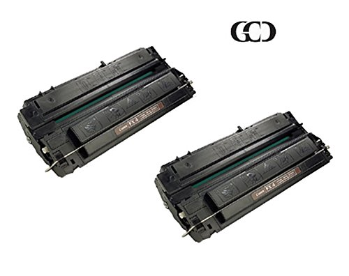 2 Pack of Replacement BLACK Toners for CANON 1558A002AA, FX-4, H11-6401-220, FAX L800 / L900