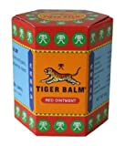 TIGER BALM RED Over-the-Counter Medicine Pain Relief Health 30g (1pcs)
