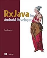 RxJava for Android Developers: with ReactiveX and FRP Front Cover