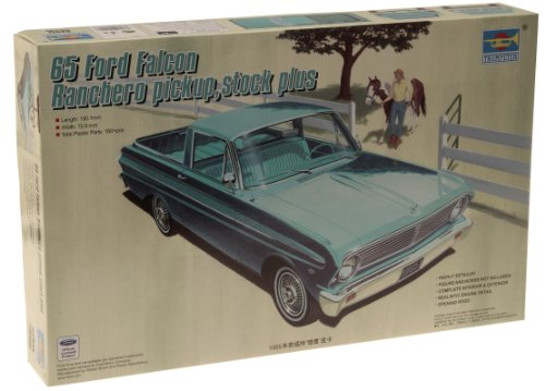 Trumpeter 1/25 1965 Stock Plus Ford Falcon Ranchero Pickup