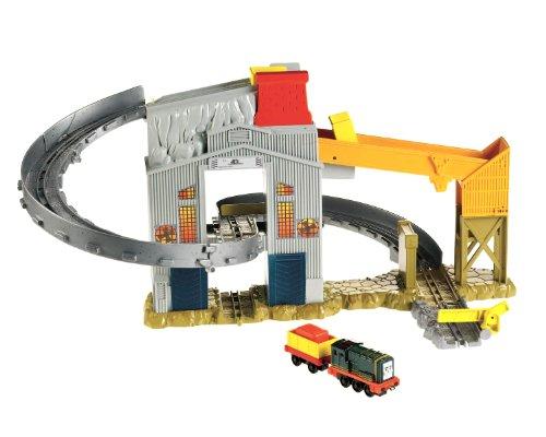 Thomas & Friends Cargo Drop - Fisher-Price Thomas & Friends DC Twist 'n Tumble Cargo