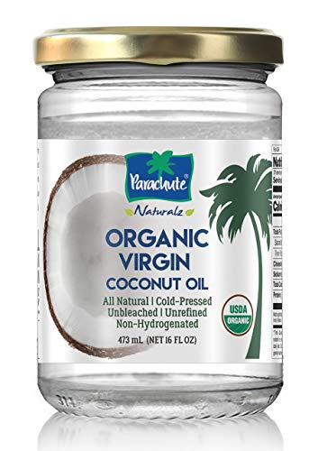 Parachute Naturalz Organic Virgin Coconut