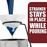 Paint and Finish Strainer Stand for Strainer Cone