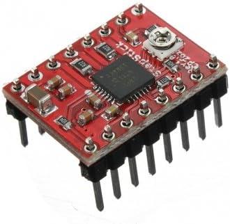 Tanzimarket - Módulo Controlador A4988 Motor Paso Reprap alta ...