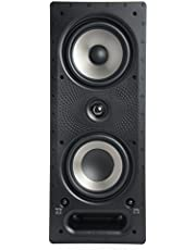Amazon Com Ceiling Amp In Wall Speakers Electronics