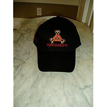 Amazon.com   GORGEOUS EMBROIDERED ADJUSTABLE MONTECRISTO BALL CAP ... eaca9ba3b4e