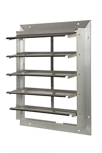 Air Conditioning Products (ACP) EAS-MF 36 SP Aluminum Wal...