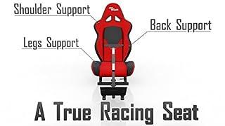 OpenWheeler Classic Racing Seat Driving Simulator Gaming Chair (Gear Shifter Mount Not Included) (B005XUIWDO) | Amazon price tracker / tracking, Amazon price history charts, Amazon price watches, Amazon price drop alerts